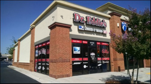 Dr. Eddie's Audio/Video Stereo Outlet